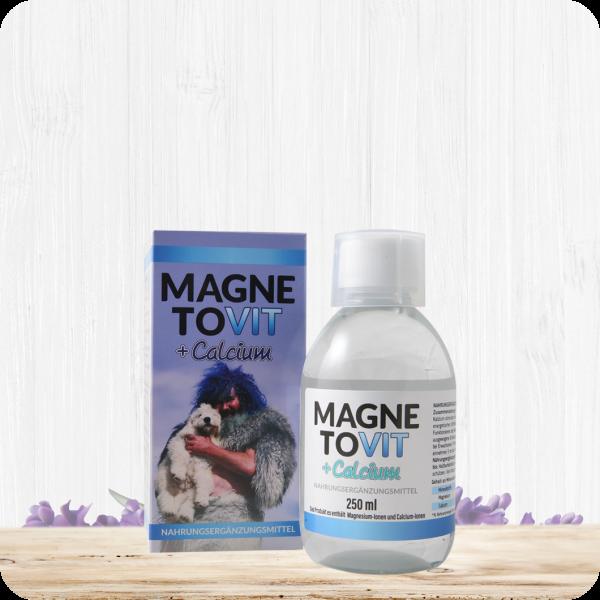 MAGNETO VIT + Calcium