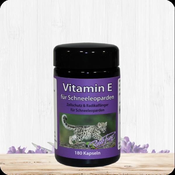 Vitamin E für Schneeleoparden
