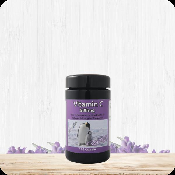 Vitamin C 600 mg für Pinguine (vormals Spezial)