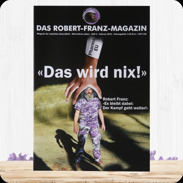 Das Robert-Franz-Magazin - Heft 4 - 2018