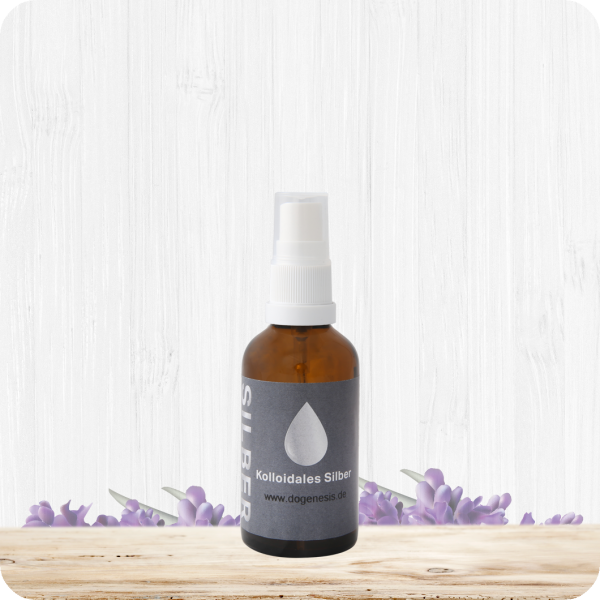 Kolloidales Silber 50 ml Spray