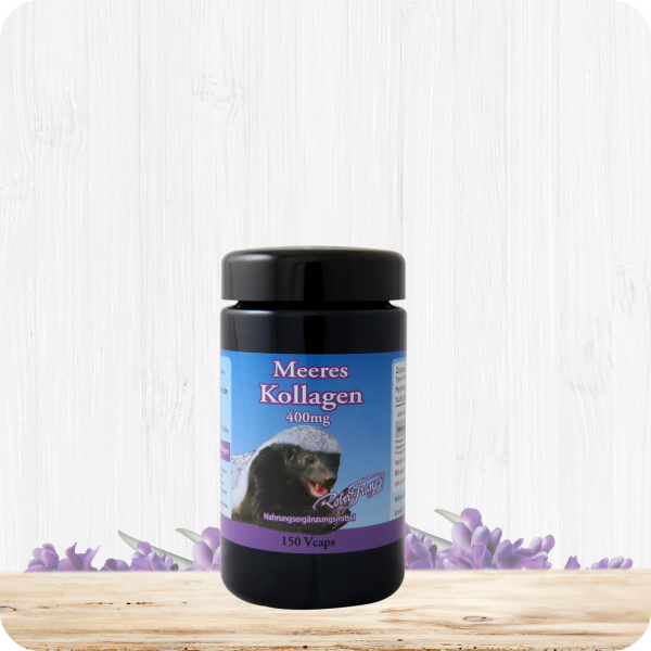 Meeres Kollagen 400mg 150 Vcaps