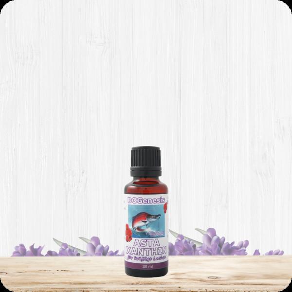 Astaxanthin – flüssig (für kräftige Lachse) - 30ml