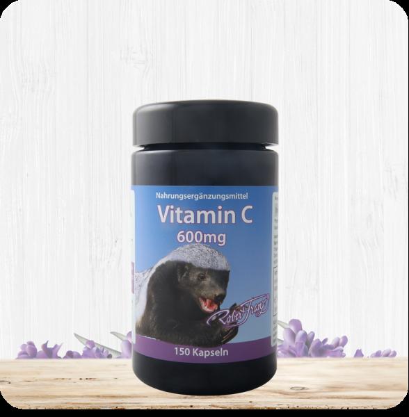 Vitamin C 600mg by DOGenesis