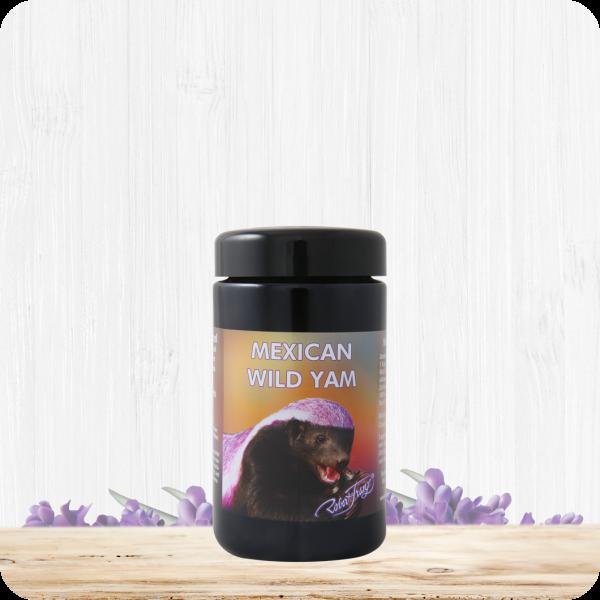 Mexican Wild Yam – Wilde Yamswurzel by Robert Franz