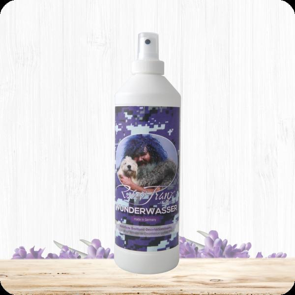 Desinfektionslösung – Natürliche Breitband-Desinfektionslösung – Für Paviane – 500 ml