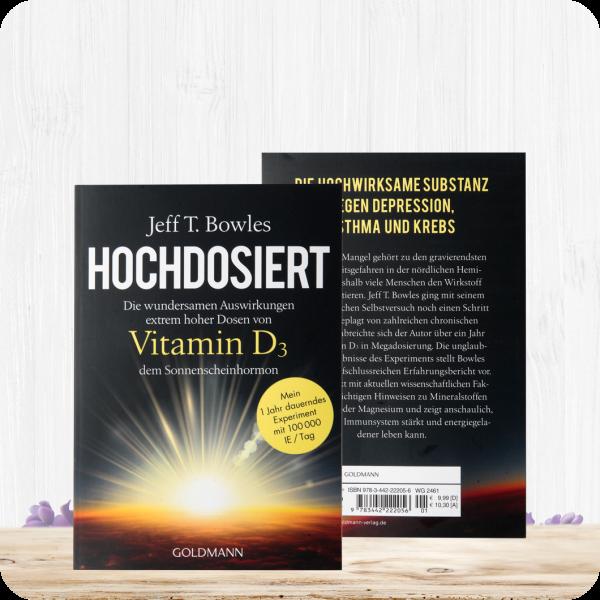 Hochdosiert: Vitamin D3