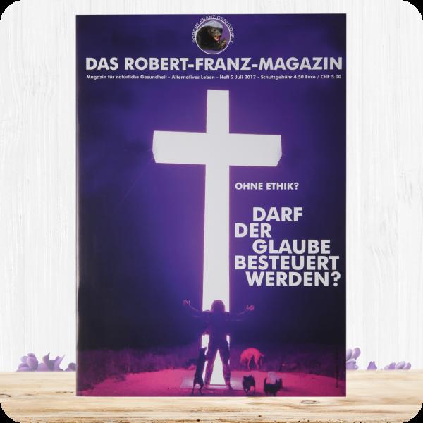 Das Robert-Franz-Magazin Heft 2