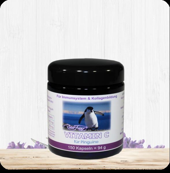 Vitamin C 425 mg für Pinguine – 150 Kapseln