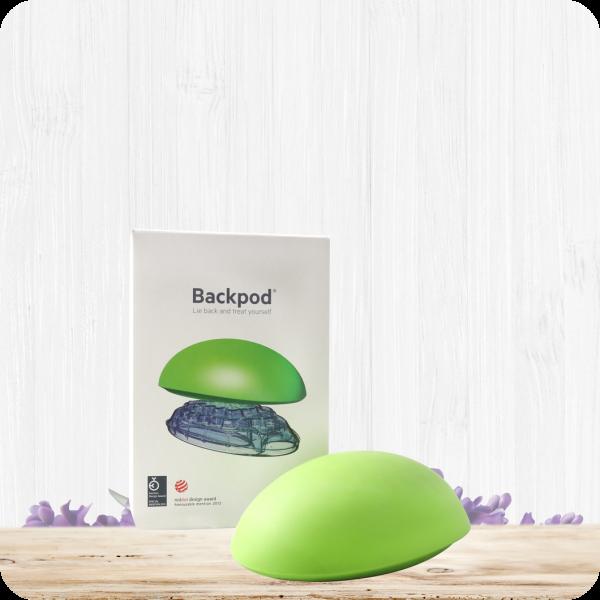 Der Backpod® – Rücken- und Nackenprobleme einfach selbst behandeln