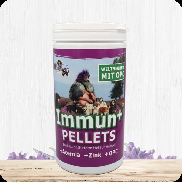 Immun Pellets by Robert Franz – Ergänzungsfuttermittel nur für Hunde - 900g