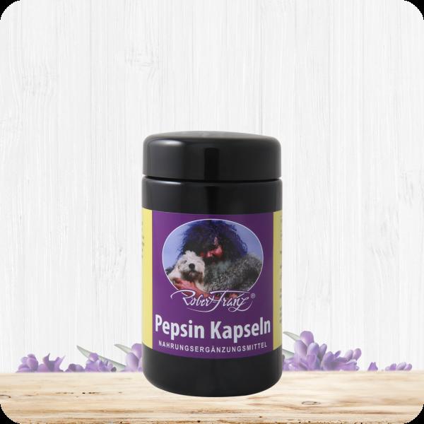 Pepsin Kapseln by Robert Franz