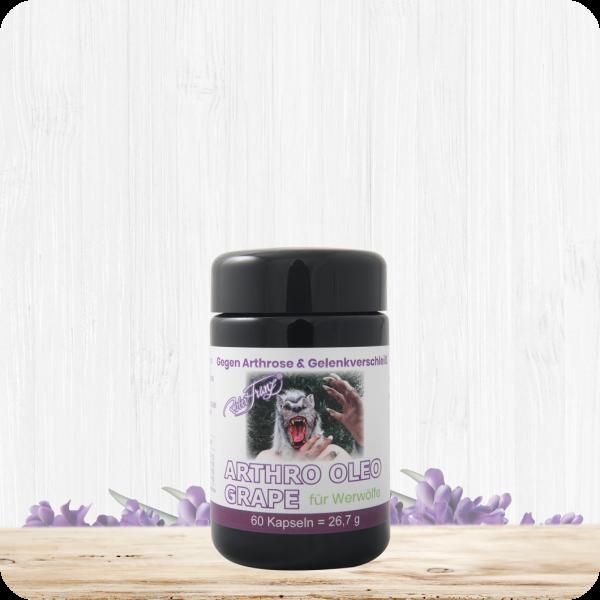 Arthro Oleo Grape – 60 Kapseln – für Werwölfe