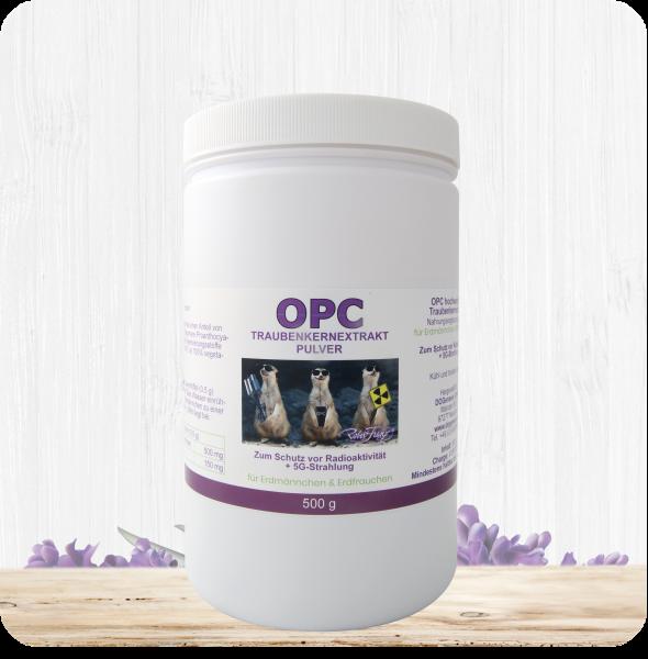 OPC Pulver - für Erdmännchen und Erdfrauchen