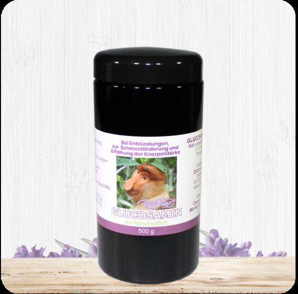 Glucosamin Pulver für Nasenaffen – 500g