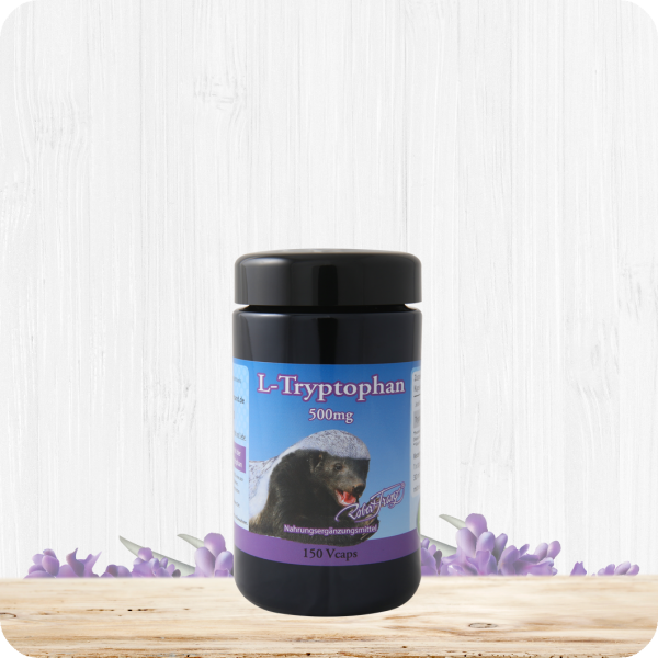 L-Tryptophan 500mg by Robert Franz