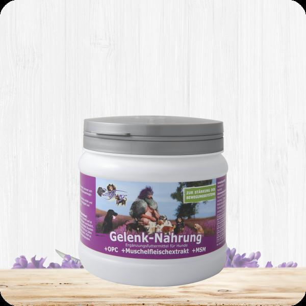Gelenk – Nahrung by Robert Franz – Ergänzungsfuttermittel für Hunde 675g