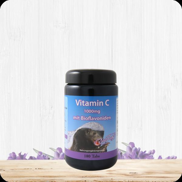 DOGenesis Vitamin C - 1000mg - 180 Tabs
