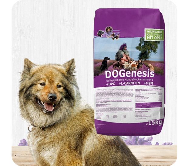 DOGenesis 15kg Hundefutter