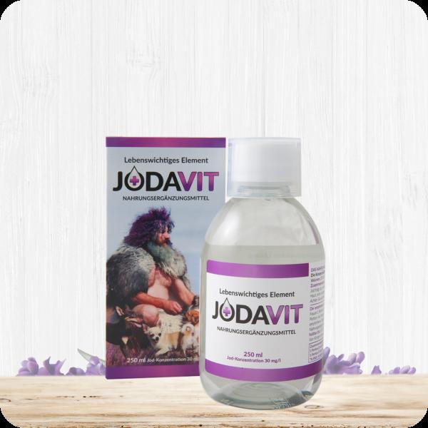 Jodavit – Lebenswichtiges Element