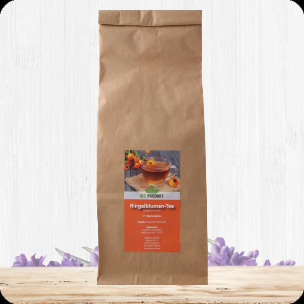 Ringelblumen-Tee